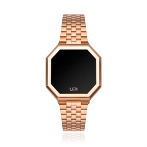 UPWATCH EDGE MINI SHINY ROSE  GOLD BAYAN KOL SAATİ