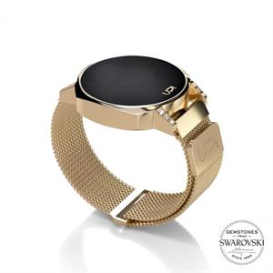 UPWATCH NEXT MINI GOLD SWAROVSKI® ZIRCONIA