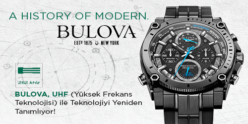 2066b167dfad4 BULOVA 1875 yılında New York'ta kurulduğu günden beri sadece saat üreten dünyaca  ünlü Amerikan markası Bulova saat, saatte bilim ve sanatı buluşturan ...